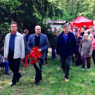 Na fotografii zleva: Ivo Pojezný, Filip Zachariaš, Miroslav Grebeníček.